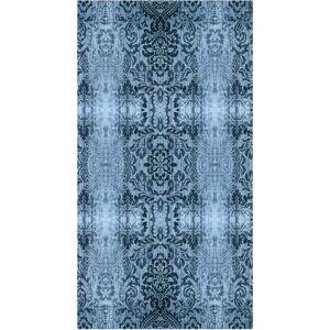 Petrolejový koberec Vitaus Becky,80x120cm