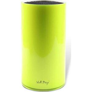 Velký zelený blok na nože Vialli Design Universal
