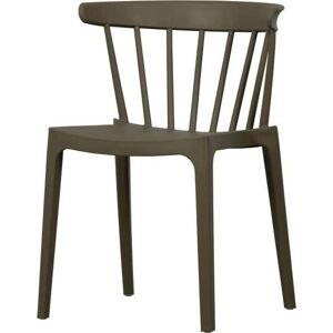 Zelená zahradní židle WOOOD Bliss