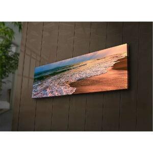 Podsvícený obraz Gaia, 90x30cm