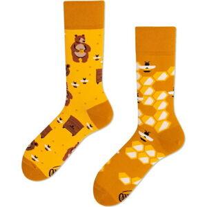 Ponožky Many Mornings Honey Bear,vel.39–42