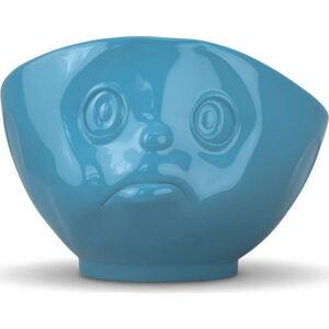 Modrá porcelánová rozmrzelá miska 58products