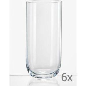 Sada 6 sklenic Crystalex Uma,440ml