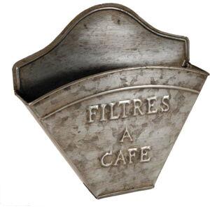 Držák na kávové filtry ze zinku Antic Line Antic