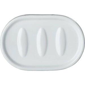 Bílá keramická mýdlenka Wenko Adrada