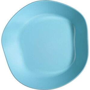 Sada 2 modrých talířů Kütahya Porselen Basic,ø24cm