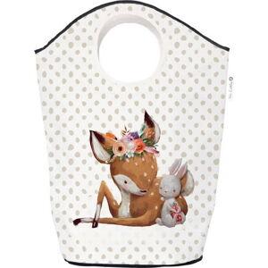 Dětský úložný koš Mr. Little Fox Fox Doe and Her Friend