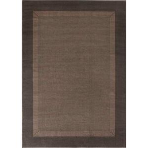 Hnědý koberec Hanse Home Monica, 200x290 cm
