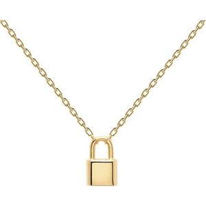 Pozlacený náhrdelník PD Paola Bond Gold