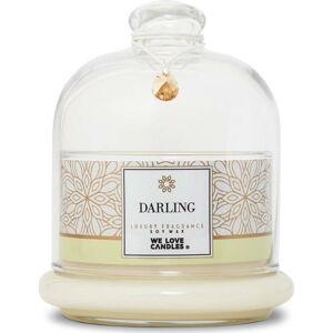 Svíčka ze sójového vosku We Love Candles Darling, doba hoření 72 hodin