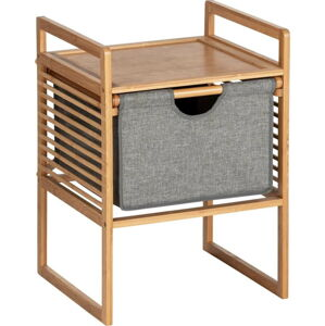 Bambusový odkládací stolek Wenko Bahari