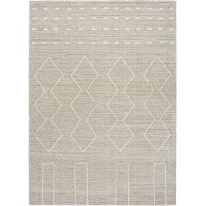 Šedý koberec Universal Diwali George, 160x230cm