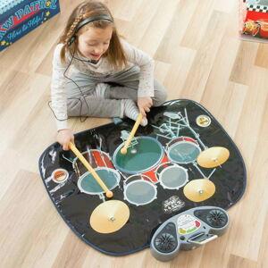 Dětská hrací bubnová podložka InnovaGoods Drum Kit Playmat