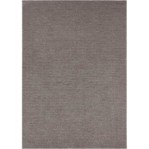 Tmavě šedý koberec Mint Rugs Supersoft, 160 x 230 cm