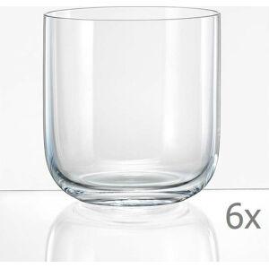 Sada 6 sklenic na whisky Crystalex Uma,330ml