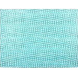 Modré prostírání Tiseco Home Studio Melange Triangle, 30x45cm