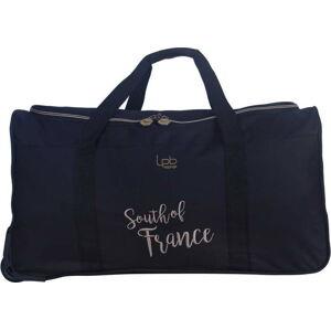 Černá cestovní taška LPB Mila, 61l