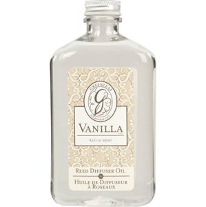Vonný olej do difuzérů Greenleaf Vanilla, 250 ml