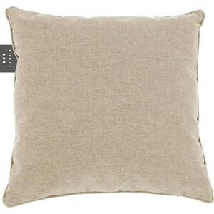 Béžový výhřevný polštář Cosi z látky Sunbrella, 50 x 50 cm