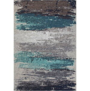 Koberec Eco Rugs Aqua Abstract, 135 x 200 cm
