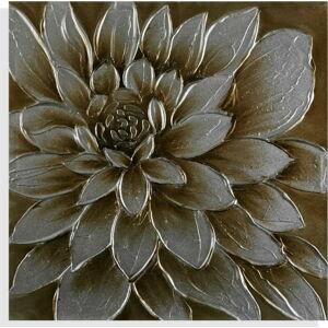 Obraz na plátně Versa Flores Oli, 60x60cm