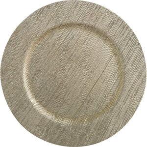 Béžový talíř Brandani, ⌀ 33 cm