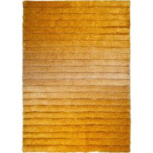 Oranžový koberec Flair Rugs Ombre Ochre, 80 x 150 cm
