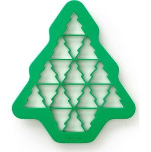Zelené vánoční vykrajovátko Lékué Christmas Tree