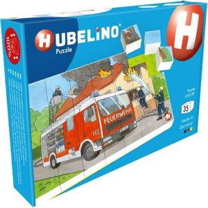 Dětské puzzle Hubelino Hasičská jednotka