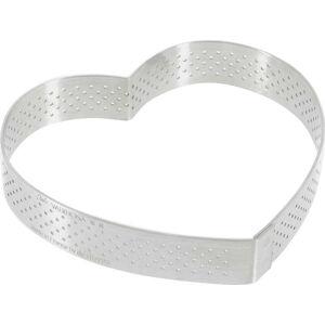 Forma na pečení z nerezové oceli de Buyer Heart Ring,ø12cm