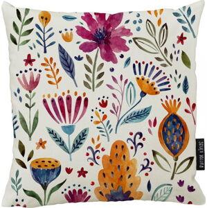 Polštář Butter Kings z bavlny Meadow in Spring, 50 x 50 cm