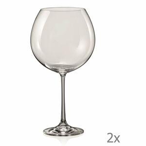 Sada 2 sklenic na víno Crystalex Grandioso,710ml