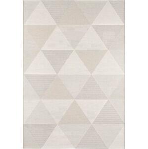 Krémovobéžový koberec vhodný i na ven Elle Decoration Secret Sevres, 140 x 200 cm