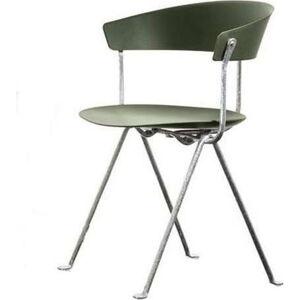 Zelená jídelní židle Magis Officina