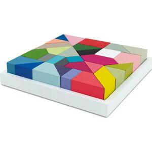 30dílné dřevěné puzzle Rememeber Thirty