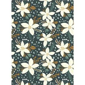 Balicí papír eleanor stuart No. 3 Winter Floral