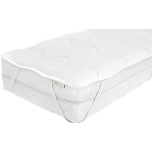 Ochranný potah na matraci na jednolůžko z mikrovlákna DecoKing Lightcover, 90x200cm