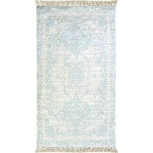 Tyrkysový koberec Vitaus Hali Gobekli, 50x80cm