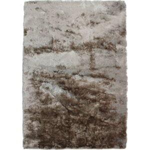 Hnědý koberec Flair Rugs Serenity Mink, 160 x 230 cm
