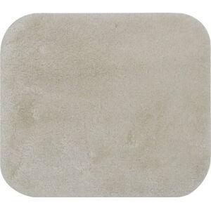 Krémová předložka do koupelny Confetti Miami, 55x57cm