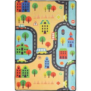 Dětský koberec Road, 100x160cm