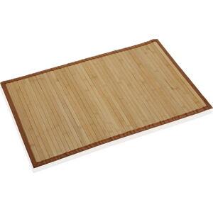 Bambusová koupelnová předložka Versa Johnatan, 50x80cm