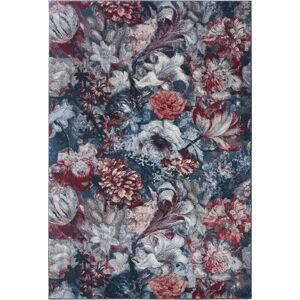 Modro-červený koberec Mint Rugs Symphony, 200 x 290 cm
