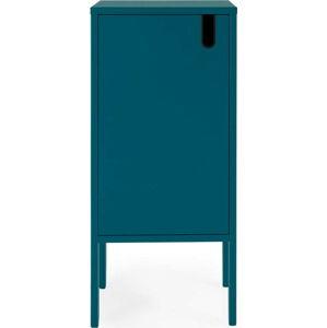 Petrolejově modrá skříň Tenzo Uno, šířka 40cm
