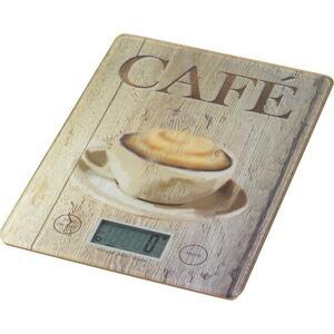 Kuchyňská váha z tvrzeného skla Wenko Café