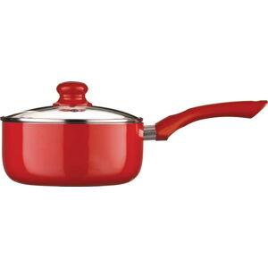 Hrnec s pokličkou Premier Housewares Ecocook Red Large, 2,2l