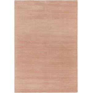 Růžový koberec Elle Decor Glow Loos, 80 x 150 cm