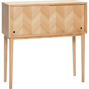 Dřevěná komoda Hübsch Dresser Parejo