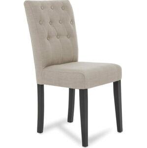 Sada 2 béžových židlí Vivonita Thena