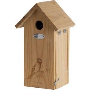 Budka pro ptáky z masivní borovice Esschert Design Parus Major